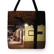 Iconic La Placita - Albuquerque  Tote Bag