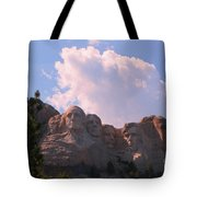 Iconic Mount Rushmore Tote Bag