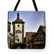 Iconic Rothenburg Tote Bag