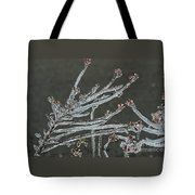 Icy Branch-7474 Tote Bag