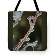 Icy Branch-7512 Tote Bag