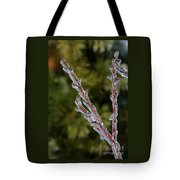 Icy Branch-7520 Tote Bag