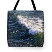 Icy Cold Ocean Water Tote Bag