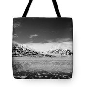 Icy Water Tote Bag by Camilla Brattemark