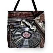 I'd Rather Die Young Tote Bag