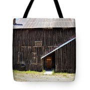 Idaho City Historical Building Tote Bag