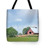 Idaho Falls Barn Tote Bag