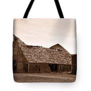 Idaho Falls - Vintage Barn Tote Bag