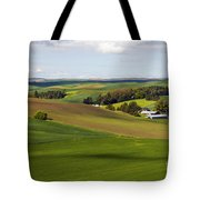 Idaho Farmland Tote Bag