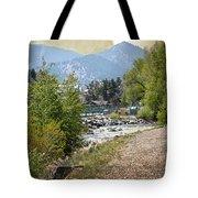 Idaho Springs Paradise Tote Bag