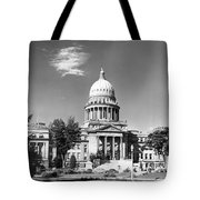 Idaho State Capitol Building Tote Bag