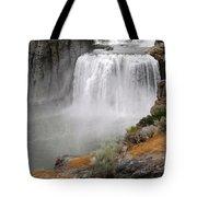 Idaho Waterfall Tote Bag