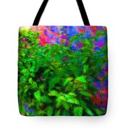 Idealism Tote Bag