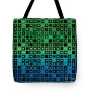 Identical Cells Tote Bag