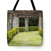 Idyllic Garden Tote Bag