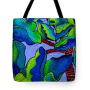 If Dragons Were Plants Tote Bag