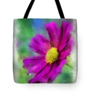 If Flowers Could Talk 01 Tote Bag