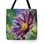 If Flowers Could Talk 04 Tote Bag