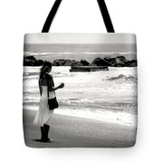 If I Could Sail Away Tote Bag by John Rizzuto