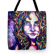 If Looks Could Kill Tote Bag by Shana Rowe Jackson