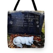 If Love Could Have Saved You Tote Bag