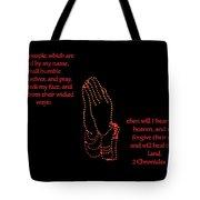 If My People Tote Bag