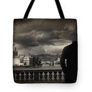 If Tote Bag by Taylan Apukovska