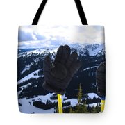 If The Glove Fits Tote Bag