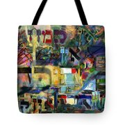 If There Is No Flour There Is No Torah 9 Tote Bag