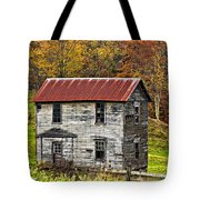 If These Walls Could Talk Tote Bag
