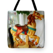 If Wishes Were Horses Tote Bag