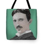 If You Could Read My Mind...tesla Tote Bag