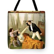 If You Strike My Mother Tote Bag