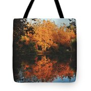 If You'd Just Stay Tote Bag