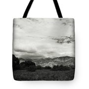 If Your Strength Is Gone Tote Bag