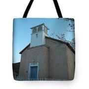 Iglesia De Jaun Batista Lincoln City New Mexico Tote Bag
