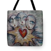 Ignite Love Number 1 Tote Bag