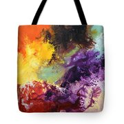 Ignition 2 Tote Bag