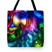 Ignorance Isnt Bliss Tote Bag by Mandie Manzano