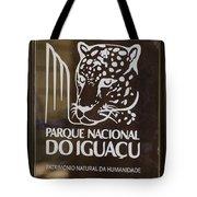 Iguacu National Park - Brazil Tote Bag