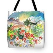 Igueste De San Andres 03 Tote Bag