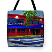Ikaros Restaurant Baltimore Tote Bag
