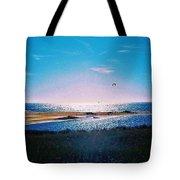 Ikaros Sunrise Tote Bag