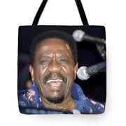 Musician Ike Turner Tote Bag