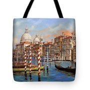 Il Canal Grande Tote Bag by Guido Borelli