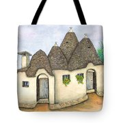 Il Trullo Alberobello Tote Bag