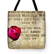 I'll Always Watch Over You Tote Bag