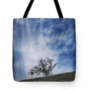 I'll Still Be Standing Here Tote Bag