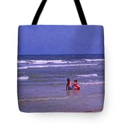 I'll Watch Over You Tote Bag