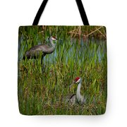 I'll Watch Over You. Tote Bag
